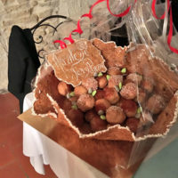 La Mandarine, gâteau de mariage, pièce montée