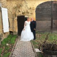 La Mandarine, réception mariage
