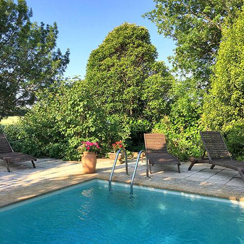 La Mandarine, Piolenc, piscine privée