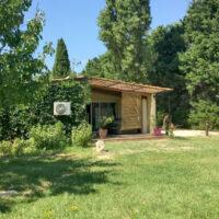 gîte 2 personnes, jardin, terrasse privative