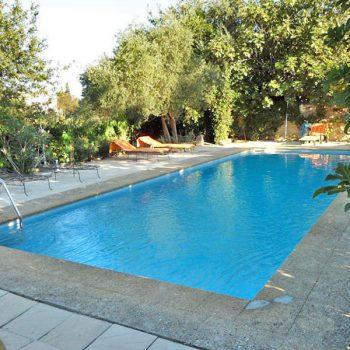 chambre d'hôte, gîte, piscine, Piolenc, Orange, Vaucluse, Provence
