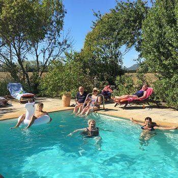 La Mandarine, Piolenc, chambre d'hôtes, gîte, Vaucluse