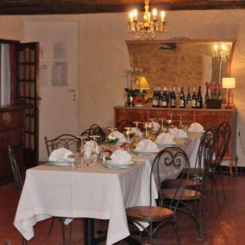 restaurant, Piolenc, salle de réception